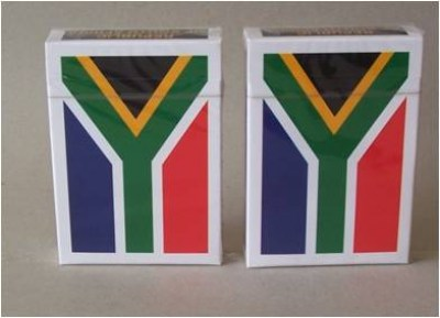 S.A.FLAG TUCK BOX CARDS