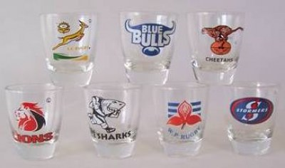 STORMERS SHOOTER GLASS 6's